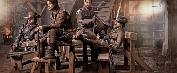 'Üç Silahşörler'le bir gün