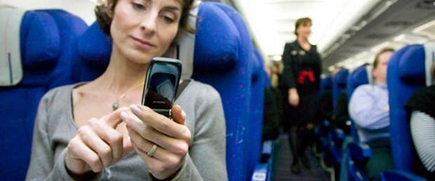 Uçaklarda 'elektronik cihaz' serbestliği