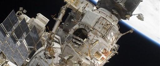 Uluslararası Uzay İstasyonu'nda tehlike