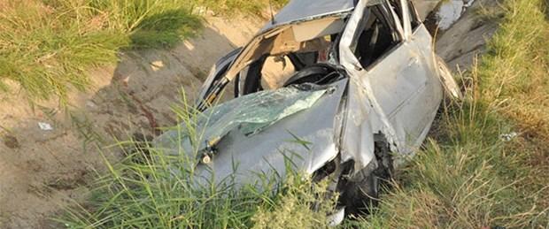 Umre dönüşü kaza: 3 ölü