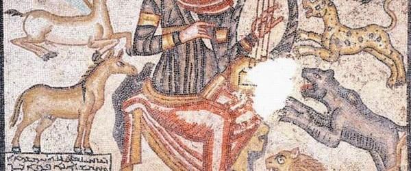 Urfa'nın kaçırılan mozaikleri