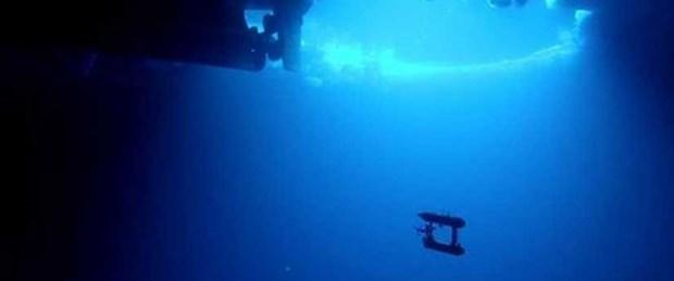 Uyduların yapamadığını mini denizaltılar yaptı