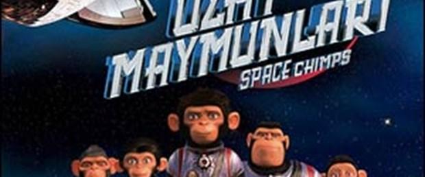 Uzay Maymunları - Space Chimps