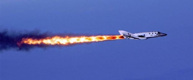 Uzay turizminin ilk pilotları belli oldu