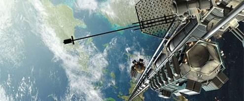 'Uzayda inecek var'