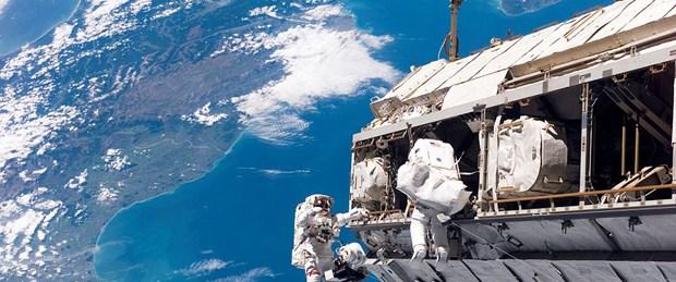 'Uzayda tek başımıza başarılı olamayız'