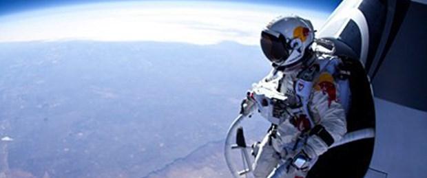 Uzay'dan Dünya'ya atlayış iptal edildi