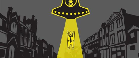 Uzaylılardan sakının!