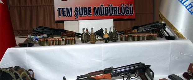 Van'da 4 terörist yakalandı