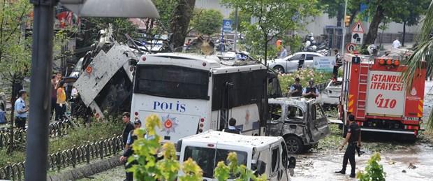 istanbul, patlama, beyazıt, polis, bombalı saldırı