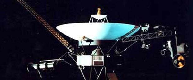 Voyager 1 Güneş Sistemi'nin ucunda
