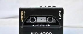 Walkman kasetçalara elveda