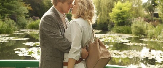 Woody Allen Paris'te mutlu