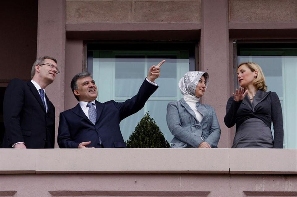 Wulff Türkiye'de