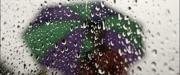 Yalancı bahar bitiyor, yağmur geliyor
