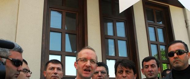 YARSAV Başkanı'na protesto