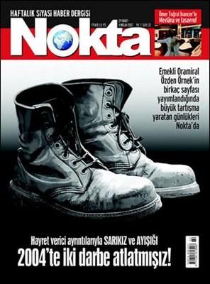 Alper Görmüş, 'Darbe günlükleri' haberi yayınlandığı sırada Nokta dergisinin yayın yönetmeliydi.