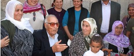 Yaşar Kemal: Kimse bana 'Sen Kürtsün' demedi