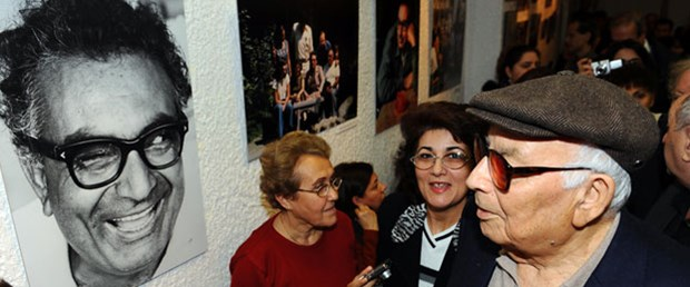 'Yaşar Kemal'in 50 yılı'
