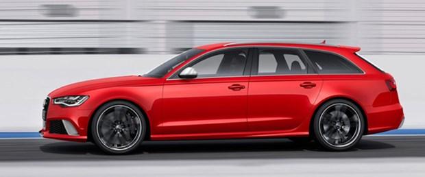 Yeni Audi RS6 Avant