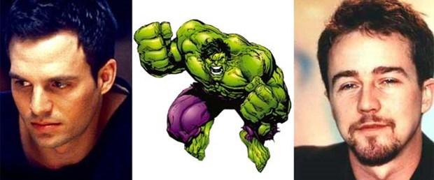 Yeni Hulk Mark Ruffalo mu?