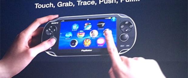 Yeni PSP'de dokunmatik ekran ve 3G