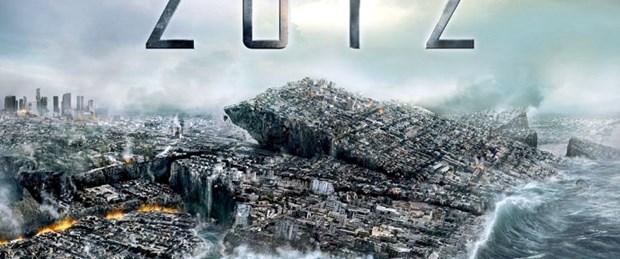 Yeni yıl 2012 filmi ile başlıyor
