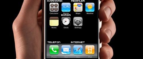 Yeni Zelanda'da iPhone Uygulaması