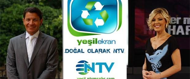 'Yeşil Ekran Şenliği' yarın NTV'de başlıyor