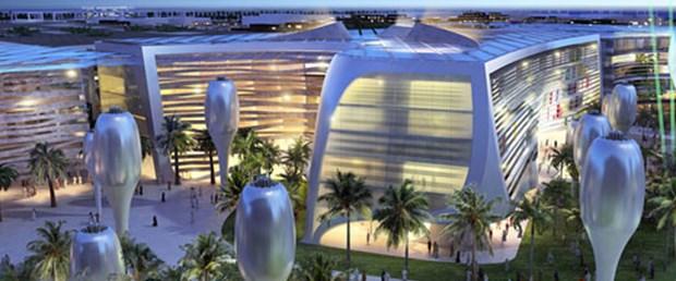 'Yeşil kent' Masdar'a Bilkent desteği