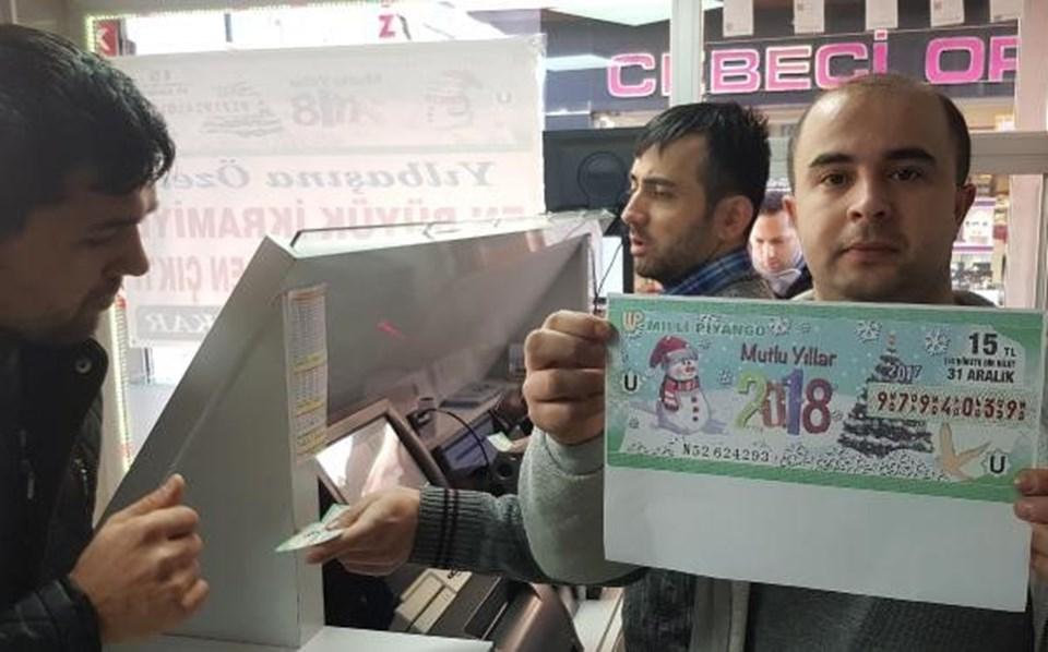 Ordu'daki Ankara Şans Market'te aldığı bilete büyük ikramiye isabet eden talihli henüz ortaya çıkmadı.