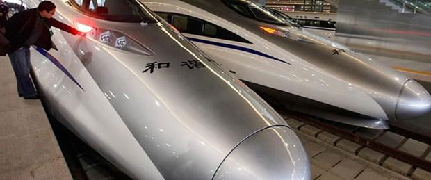 Yolcu treninden hız rekoru