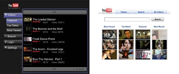 YouTube, TV'ye oyun konsollarıyla giriyor