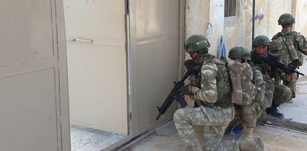 YPG'nin DAEŞ'lileri serbest bıraktığı hapishanenin görüntüleri