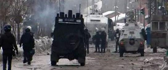 Yüksekova'da Öcalan gerilimi