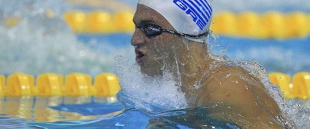 Yunan sporcular Edirne'de yüzecek