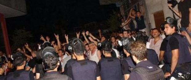 Zeytinburnu'da gerginlik