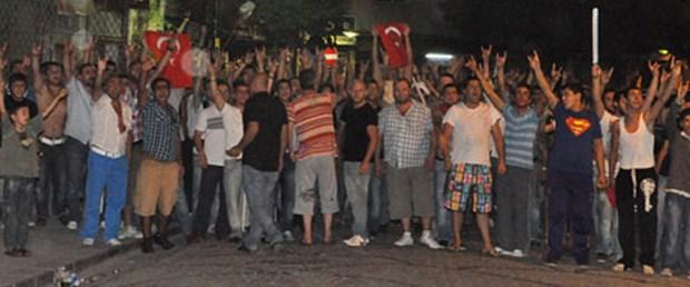 Zeytinburnu'nda e-provokasyon
