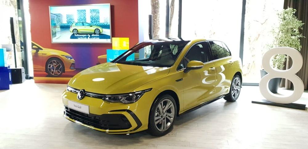 Yeni Volkswagen Golf Türkiye'de (Fiyatı belli oldu) - 9