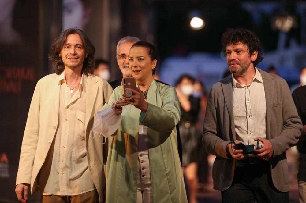 Altın Portakal Film Festivali kırmızı halı geçişiyle başladı - 20