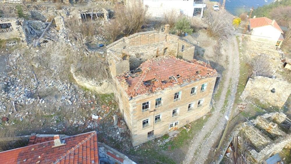 Helenistik dönemde kurulan Attouda Antik Kenti'nde yaşam devam ediyor - 9