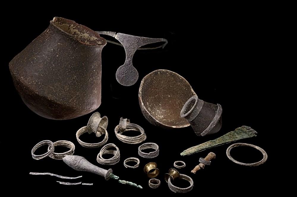 4 bin yıllık Bronz Çağı medeniyetinde hükümdarların kadın olduğu keşfedildi - 3