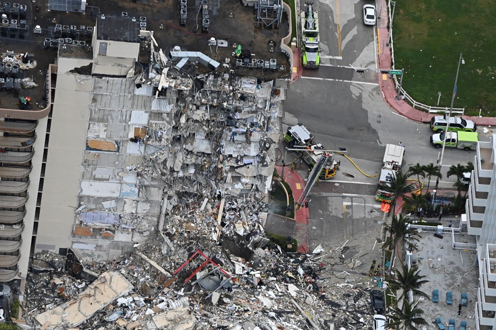 Building collapsed in the USA: Loss of life increased to 4, 159 people missing - 35