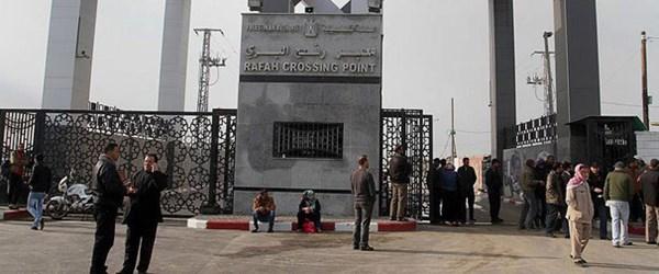 Refah Sınır Kapısı 3 günlüğüne açılacak