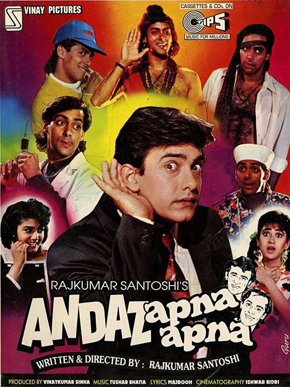 En iyi Aamir Khan filmleri (Aamir Khan'ın izlenmesi gereken filmleri) - 25