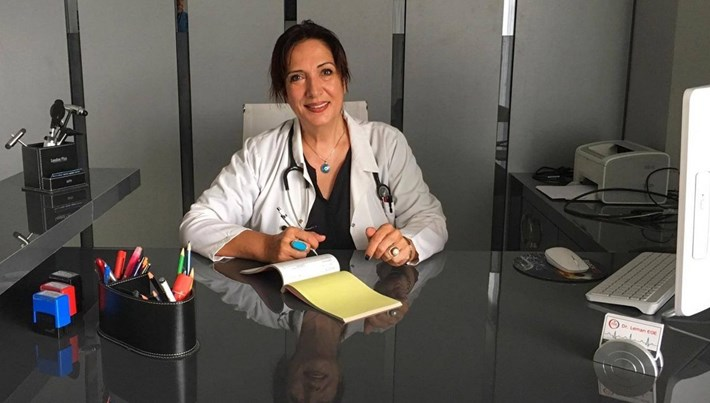 Kadın doktor cinayet kurbanı