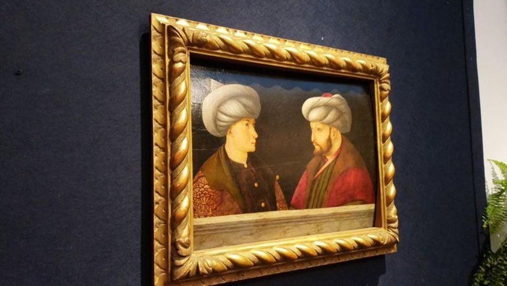 Murat Bardakçı: İBB'nin aldığı tabloda Fatih'in karşısındaki kişi Cem Sultan değil - 4