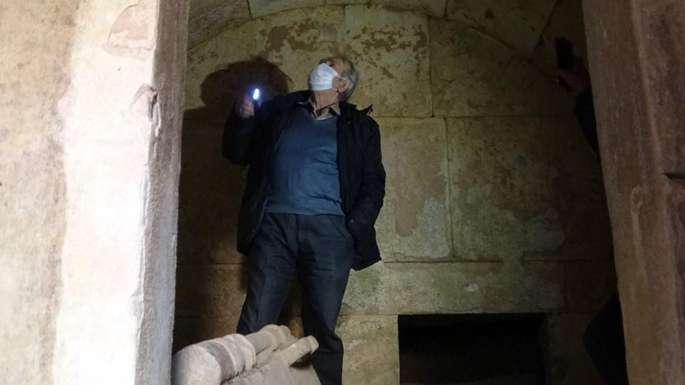 2500 yıllık mezar oda gizemini koruyor - 4