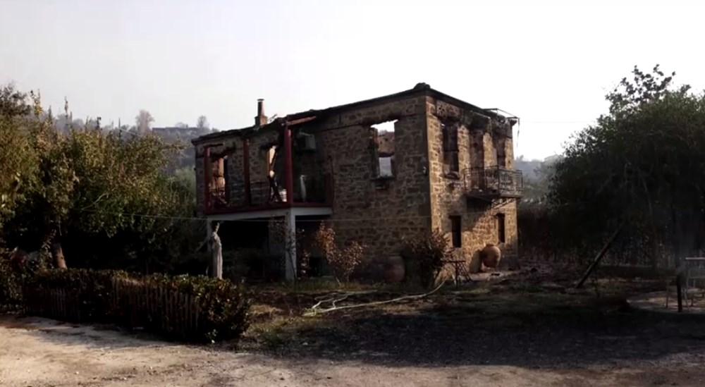 Akdeniz alev aldı: Yunanistan ve İtalya'da orman yangınları sürüyor - 45