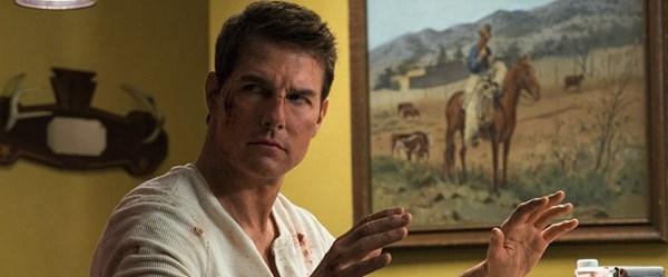 Tom Cruise boyu kısa olduğu içinJack Reacher rolünü kaybetti